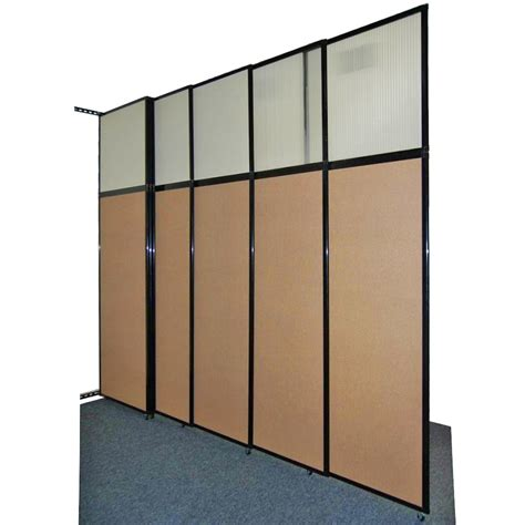 Temporary Room Divider With Door The Wall Sliding Wall Partition Offers An Excellent Alternative To Temporary Walls Or