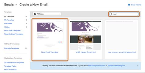How To Create And Send Emails Name And Email Template