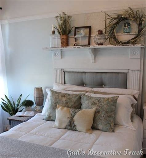 Mantle Headboards by Beautiful Books And Mantle Headboard On