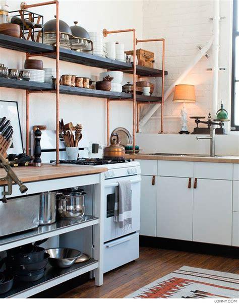 Pantry Ideas For Small Kitchens 6 ideas de repisas para tu cocina