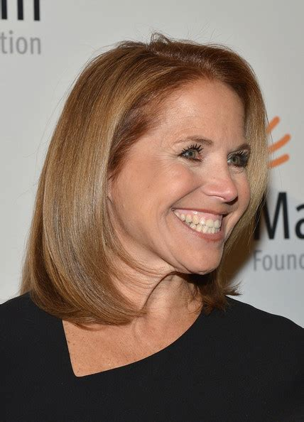 hair dryer featured on katie couric more pics of katie couric mid length bob 1 of 13