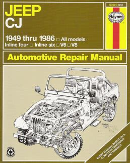 what is the best auto repair manual 1986 volkswagen passat electronic throttle control 1949 1986 jeep cj repair manual haynes repair manual