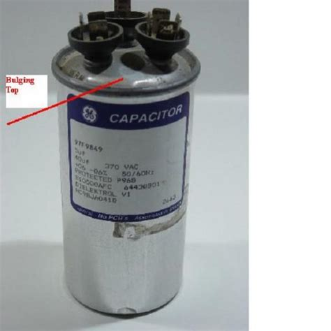 what does a capacitor do hvac lennos heat won t turn doityourself community forums