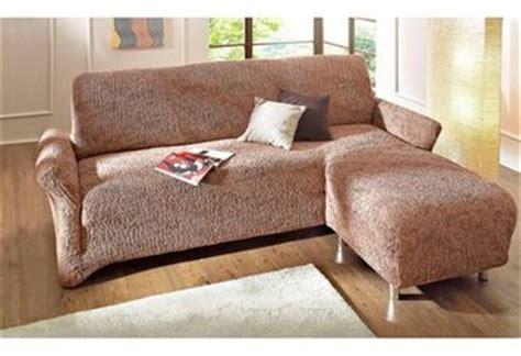 husse für ecksofa mit ottomane rechts 3 2 sofahusse ottomane husse rechts ecksofa braun neu ebay