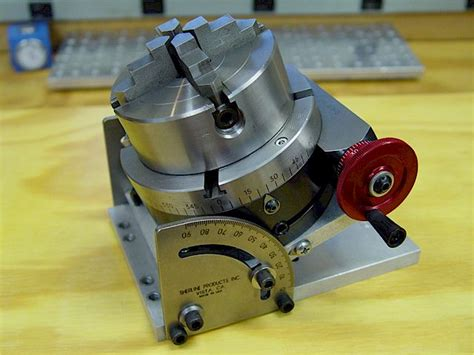 taig micro milll manual rotary table