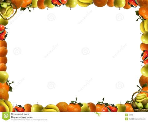 cornici powerpoint frame clipart fruit pencil and in color frame clipart fruit