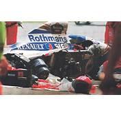 Ayrton Sennas Car After His Fatal Crash  ThisisF1