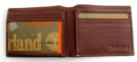 G Ci Leather Brown usa boutique timberland genuine leather wallet for