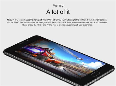 Smartphone 7 Inch meizu pro 7 plus 5 7 inch 6gb 64gb smartphone black