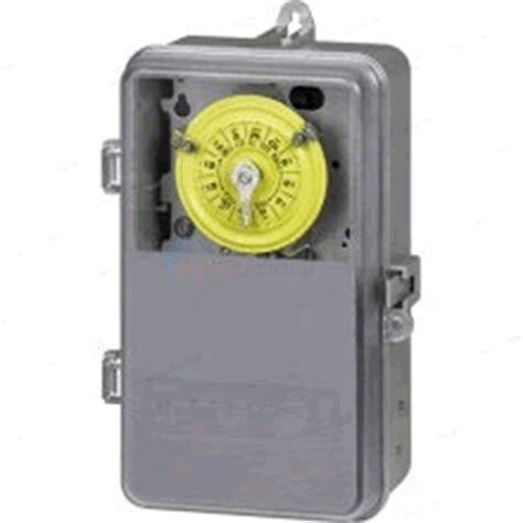 Intermatic Timer Knob by Intermatic T101pcd82 Nema 3r 24 Hour Mechanical