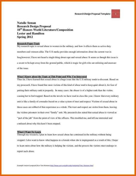 Best Resume Tips 2017 by Research Paper Proposal Example Apa Examples