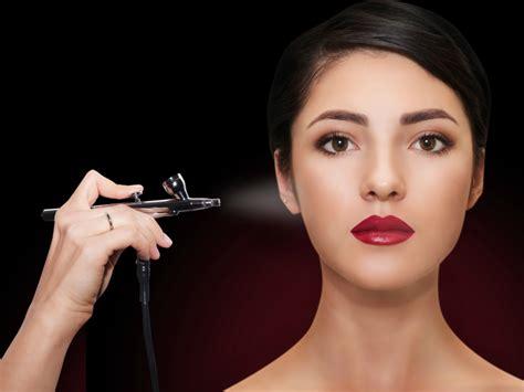 Alat Airbrush Make Up mengenal airbrush makeup teknologi dalam dunia kecantikan yang mu jadikan tilan riasan