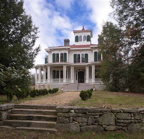 Italianate Victorian House Plans Historic Preservation Approach Characterizes 19th Century
