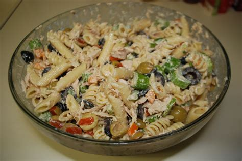 pasta salad with tuna tuna pasta salad culture jaunt