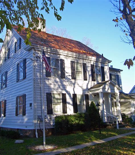 Union County Nj Records Caldwell Parsonage