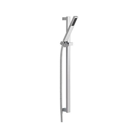 Delta Kitchen Faucet Warranty 57530 delta premium single setting slide bar hand shower