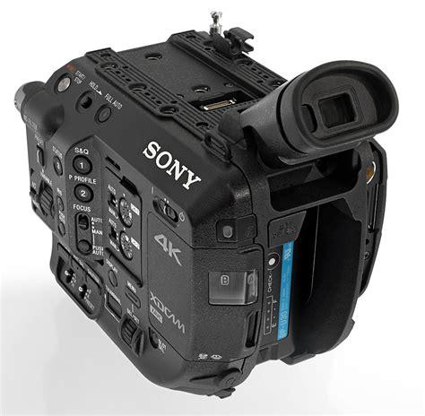 Kamera Sony Fs5 camcorder test kompakter 4k allesk 246 nner pxw fs5 sony tv de