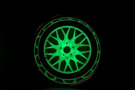 Leuchtende Folie Auto by Leuchtende Felgen Forum Performance