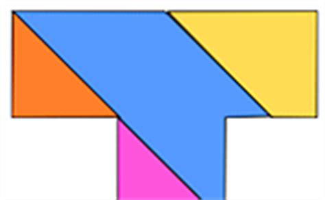 t puzzle template tangram template