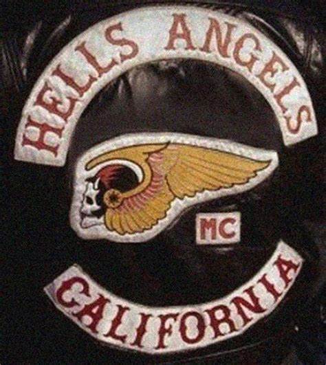 outlaw biker gangs hells angels mc