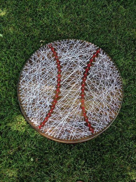 Baseball String - baseball string stringart baseball sports