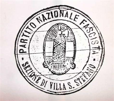 supremo consiglio d italia e san marino eja eja alala storia fascismo a villa s