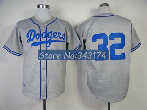 Jersey Baseball Dodgers 85 best newest 32 koufax jersey throwback baseball los angeles dodgers jersey blank road