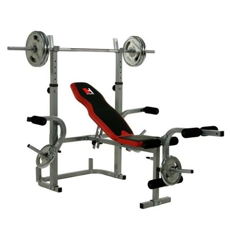Banc De Musculation Développé é by Banc Musculation Fitness Maison Design Wiblia