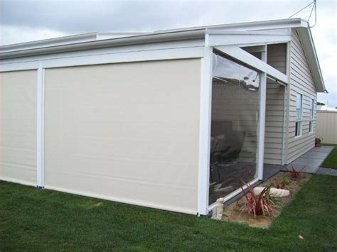 ziptrak awnings ziptrak 174 modern blinds