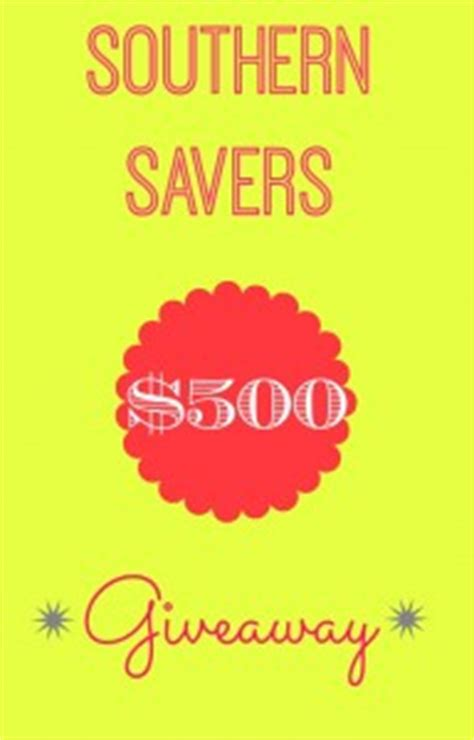 How Much Money Do You Win On Big Brother - southern savers saving challenge 250 giveaway 2 winners southern savers