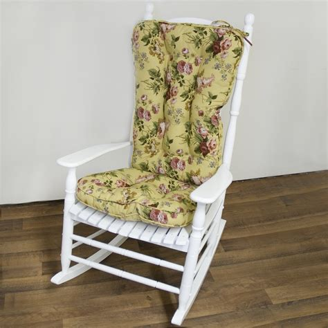 how to make rocking chair cushions pattern rocking chair cushion chair pads cushions