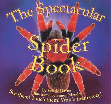 the of the spider books wxicof arachnid books