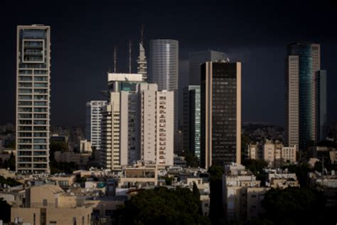 tel aviv future skyline poll tel avivians wouldn t move north if you paid them