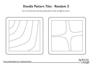 doodle pattern tiles doodle pattern tiles random 4