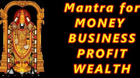 black wealth mantra mantra for business growth profit and wealth doovi