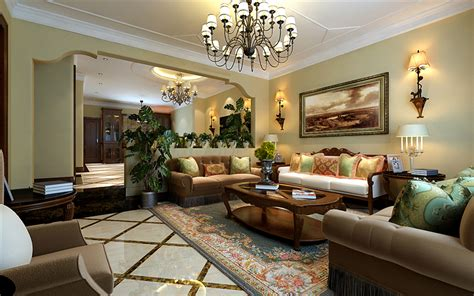 backdrop design living room a very special nostalgic romantic feeling american style