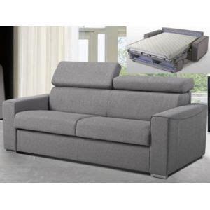 schlafsofa einzeln ausklappbar linea sofa canap 233 3 places convertible express en tissu