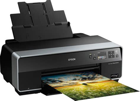 Epson Stylus Photo R3000 Printer A3 epson stylus photo r3000 imprimante couleur jet d