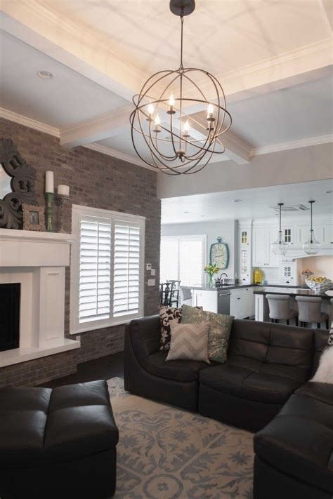 rules  create  perfect white kitchen living room
