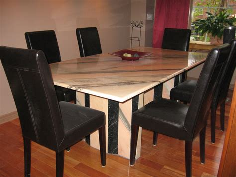 Marble Dining Room Table And Chairs by Italian Marble Dining Room Table Dining Room Table