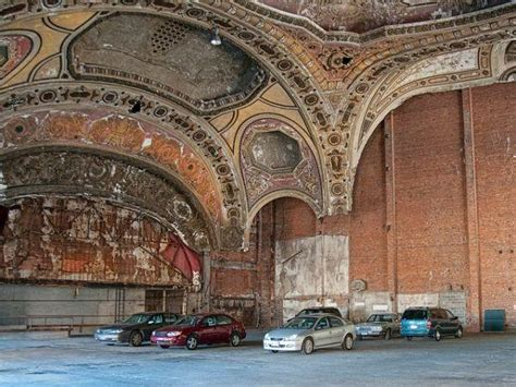 the most beautiful parking garage in america the design michigan theater most beautiful parking garage on earth