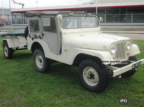 jeep kaiser cj5 1965 jeep kaiser cj5 cj 5 and trailers willys nekaf
