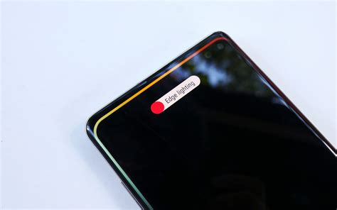 Samsung Galaxy S10 Notification Light by 30 Samsung Galaxy S10 Tips And Tricks