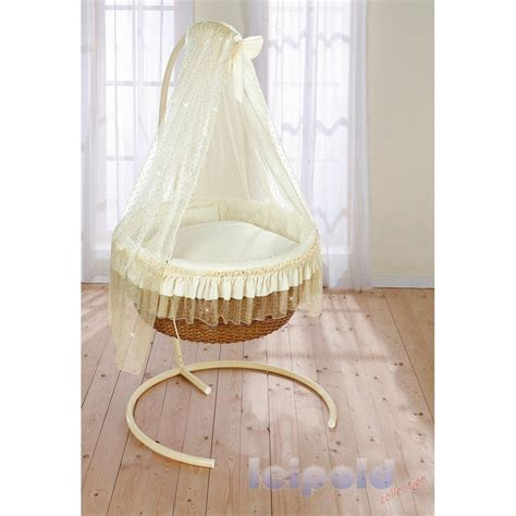 baby swinging crib leipold moonlight swinging crib rondo