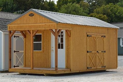 Ulrich Sheds by It Your Way Ulrich Sheds Cabin Shells