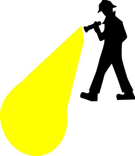 flashlight clipart flashlight clip at clker vector clip