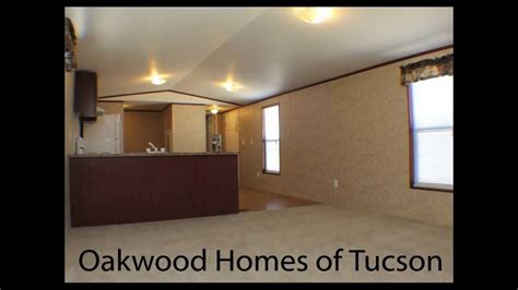 oakwood homes of tucson 2 bed 2 bath 14x60 singlewide