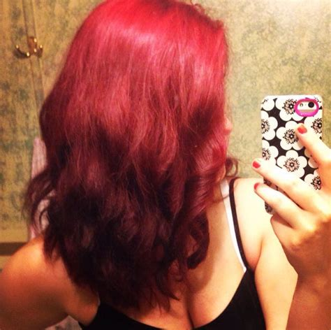 will loreal hi color for dark hair work on black hair dyed my black hair to this gorgeous red by using l oreal