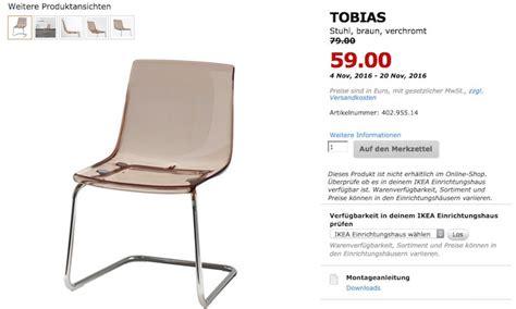 ikea tobias stuhl ikea stuhl tobias 59 00 statt 79 00 till tilda