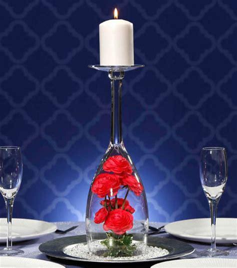 wine glass centerpieces for weddings 25 best ideas about glass centerpieces on wine glass centerpieces center pieces